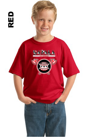 Batala Red Tee Youth
