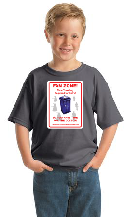 Fan Zone Kids Tee