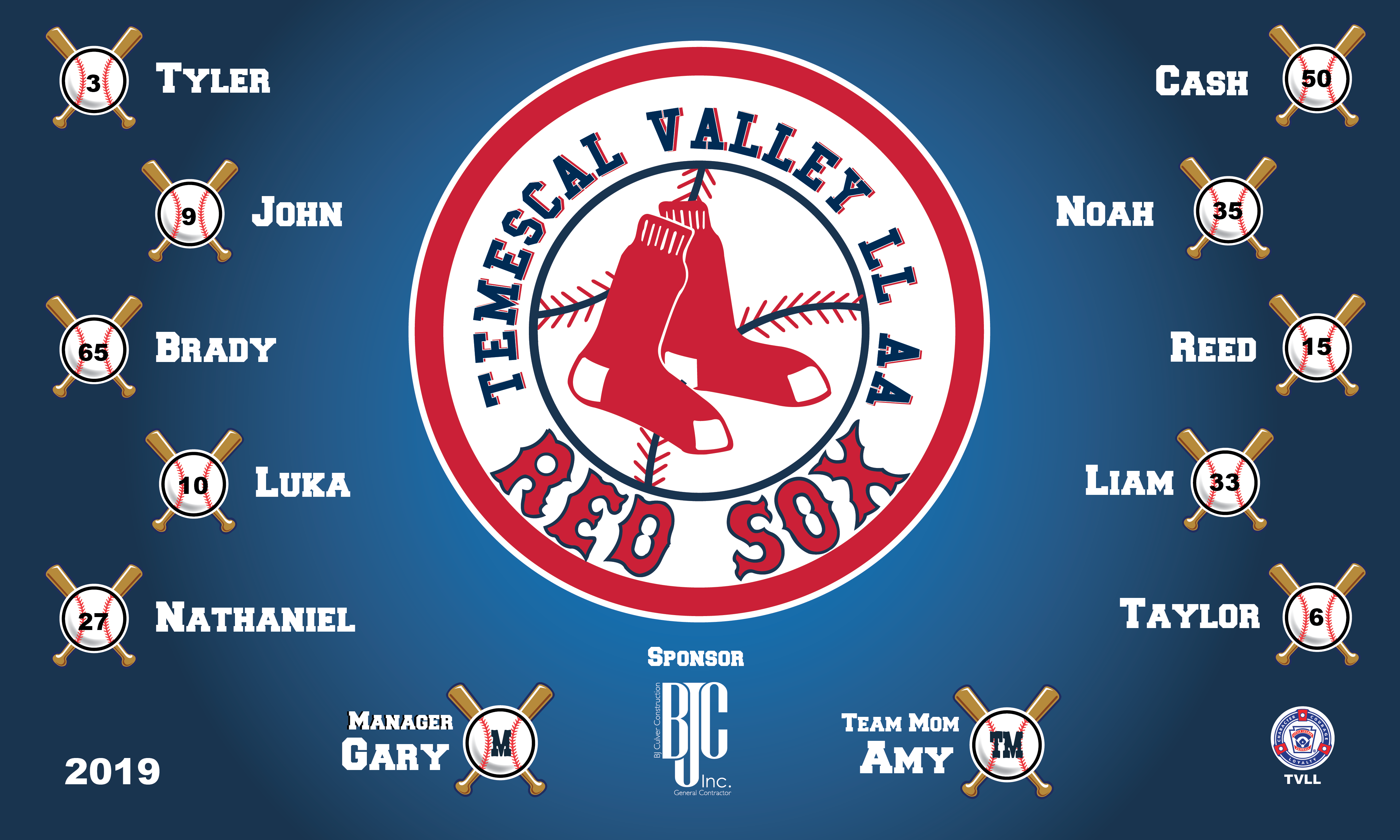 B2473 Red Sox 3x5 Banner