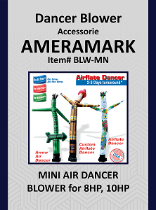 Mini Air Dancer Blower
