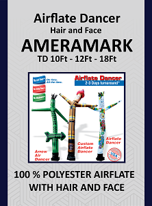 Airflate Dancer TD 10ft-12Ft-18Ft
