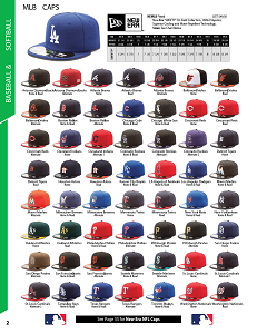 New ERA 59Fifty MLB CAP